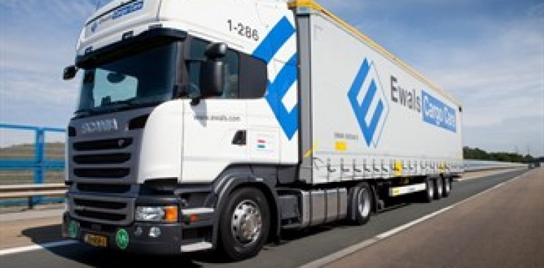 Ewals Cargo Care Customers Day