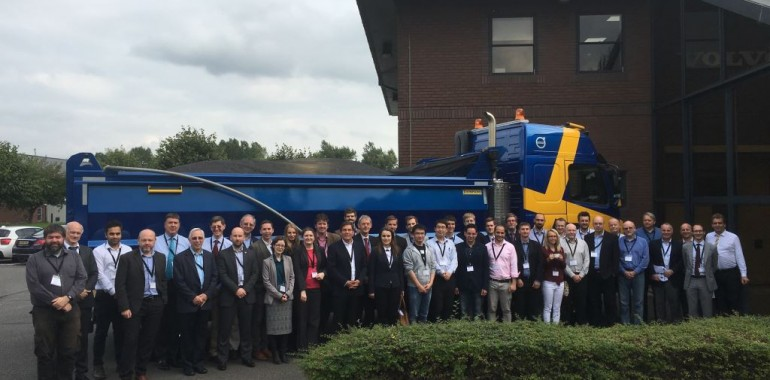 5th International Workshop on Sustainable Road Freight